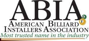 American Billiard Installers Association / Richmond Pool Table Movers