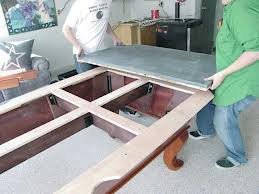 Pool table moves in Richmond Virginia