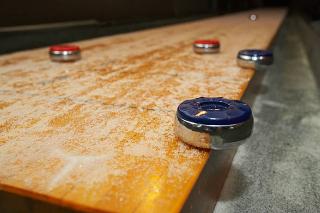 SOLO® Shuffleboard Movers Richmond, Virginia.