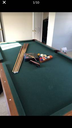 Solo 174 Richmond Olhausen Green Felt Wood And Leather