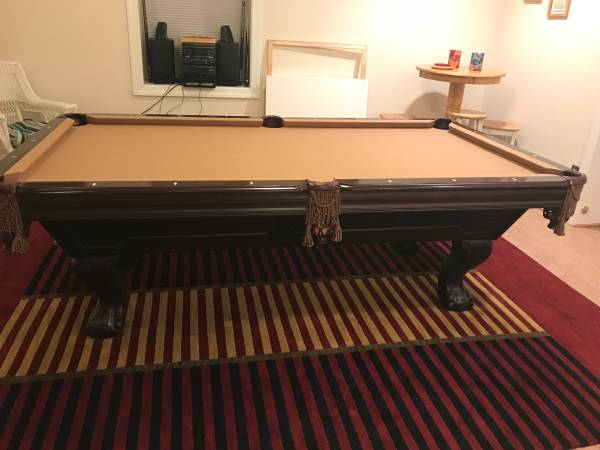Solo 174 Alexandria Leisure Bay High Quality Pool Table 88