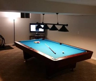 Diamond Professional Pool Table 9' (SOLD)