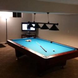 Diamond Professional Pool Table 9'