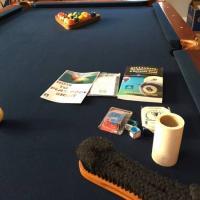 Standard 4'x8' Billiard Table