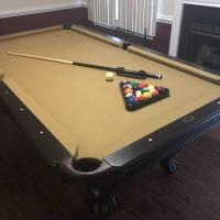 Sportscraft 8 Foot Pool Table