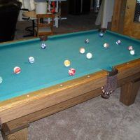 Pool Table Slate 7Ft