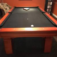 Like New Pool Table and Accessories