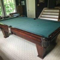 Brunswick Oversized 8 foot Pool Table
