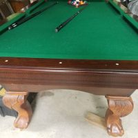 Pool Table Antique
