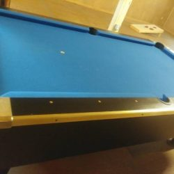 Dynamic Coin Operated Pool Table
