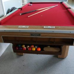 Brunswick Century Pool Table