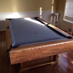 7 Foot Pool Table for Sale