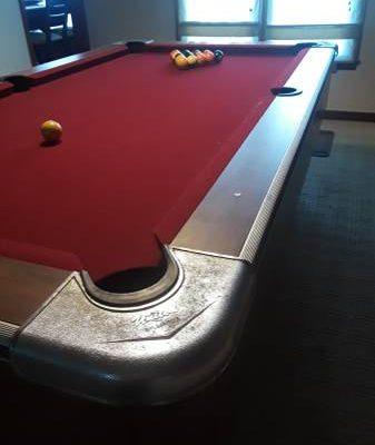 Slate 7ft Pool Table