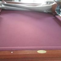 Pool Table 8 ' Classic American Craftsmanship, Leisure Bay Billiards