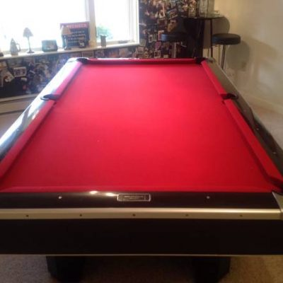 Brunswick 8 Foot Pool Table