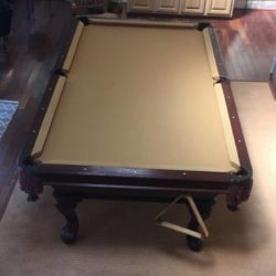 8ft Pool Table