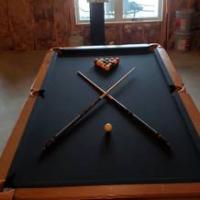 Pool Table 8 Foot