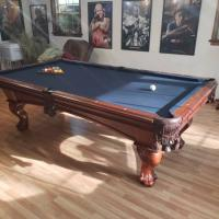 Pool Table & Much, Much More