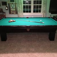 9ft Pool Table Olhousen