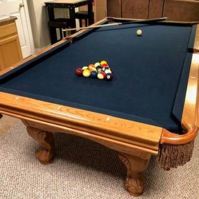 Pool Table - 4.5' x 8'