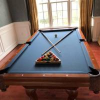 7' Brunswick Pool Table