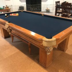 Connely Ventana 8ft Pool Table