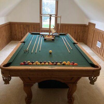 Brunswick 8 ft. Pool Table