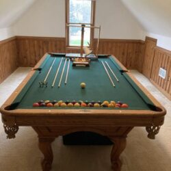 Brunswick 8 ft. Pool Table